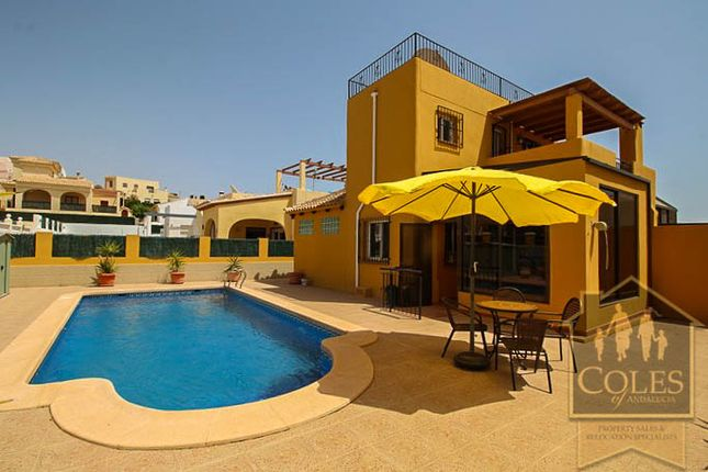 3 bed villa for sale in Agua Nueva, Turre, Almería, Andalusia, Spain