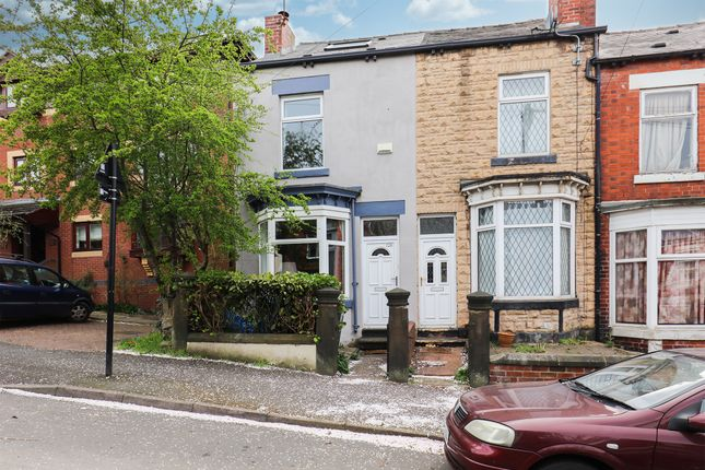 3 bed end terrace house for sale in Myrtle Road, Sheffield S2