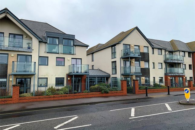 Thumbnail Flat to rent in Anchorage Court, 39 Marine Parade East, Lee-On-The-Solent, Hampshire