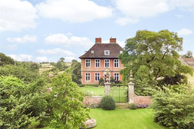 Thumbnail Country house for sale in Llangarron, Ross-On-Wye, Herefordshire