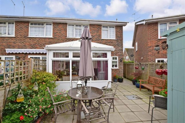 Rear Garden of Chantryfield Road, Angmering, West Sussex BN16