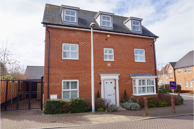 Thumbnail Detached house for sale in Archbishops Crescent, Gillingham