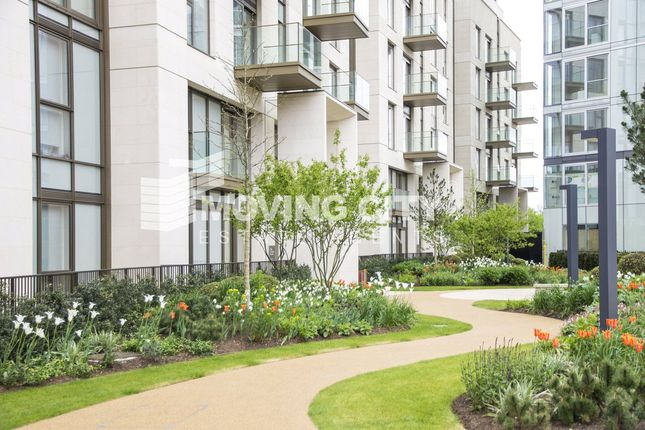 Thumbnail Flat for sale in Columbia Garden, Lillie Square, Earls Court, London