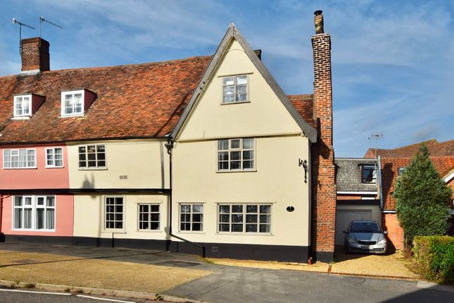 Thumbnail Town house for sale in Quayside, Woodbridge
