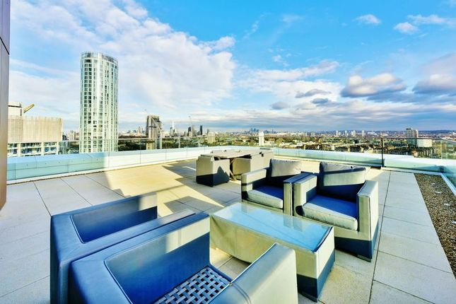 Thumbnail Flat for sale in Penthouse, Pinto Tower, Nine Elms Point