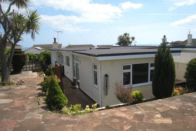 Thumbnail Semi-detached bungalow to rent in Horseshoe Bend, Paignton, Devon