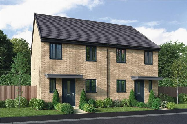 """3 bed semi-detached house for sale in """"Buxton"""" at Kedleston Road, Allestree, Derby DE22"""