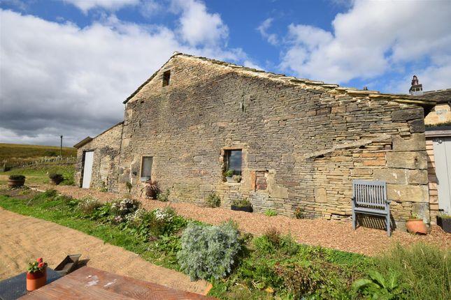 Thumbnail Semi-detached house for sale in Delfs Barn, Delfs Lane, Cottonstones, Triangle