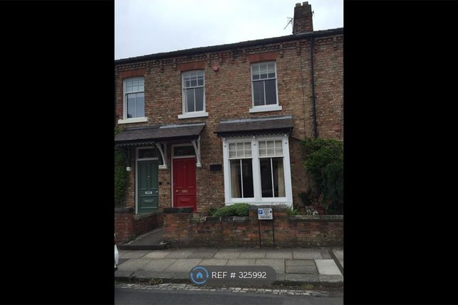 Thumbnail Terraced house to rent in Langholm Crescent, Darlington
