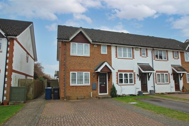 Thumbnail End terrace house to rent in White Hart Close, Chalfont St. Giles, Buckinghamshire