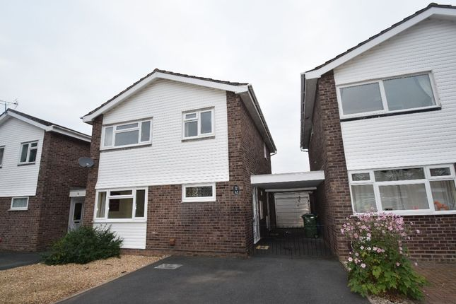 Thumbnail Detached house to rent in Wrekin Avenue, Newport