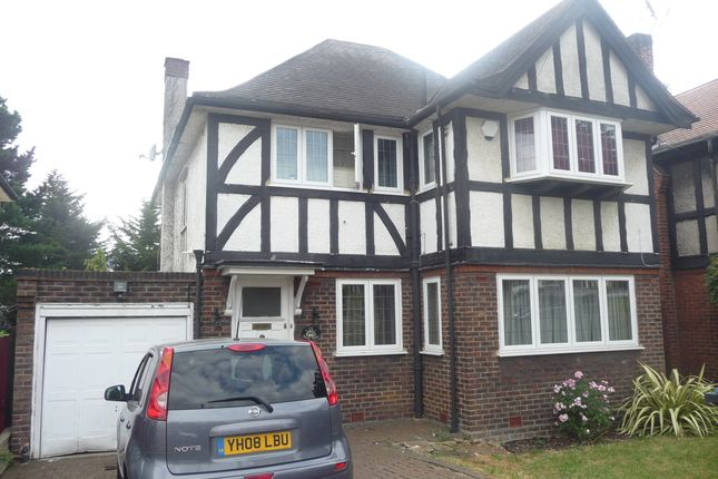 Thumbnail Detached house for sale in Barn Rise, Wembley Park