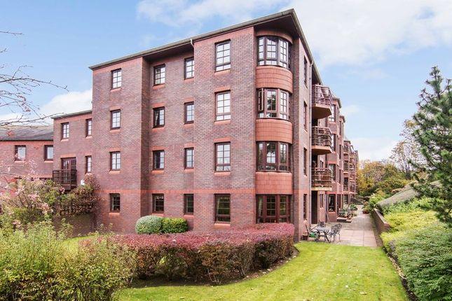 Thumbnail Flat for sale in 45/2 Orchard Brae Avenue, Craigleith, Edinburgh