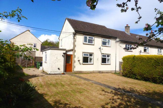 Thumbnail End terrace house for sale in Bences Lane, Corsham