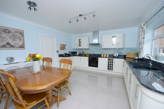 Thumbnail Detached bungalow for sale in Vincent Lane, Chesterfield