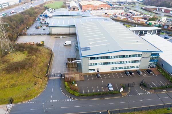 Thumbnail Light industrial for sale in Greaves Close, Markham Vale, Chesterfield, Derbyshire