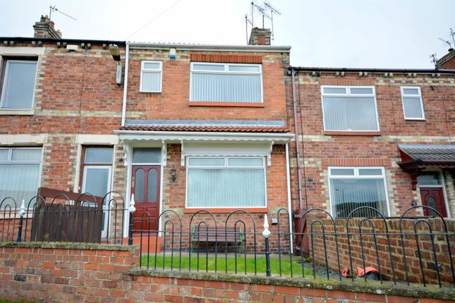 Thumbnail Terraced house for sale in Gurney Terrace, Close House, Bishop Auckland