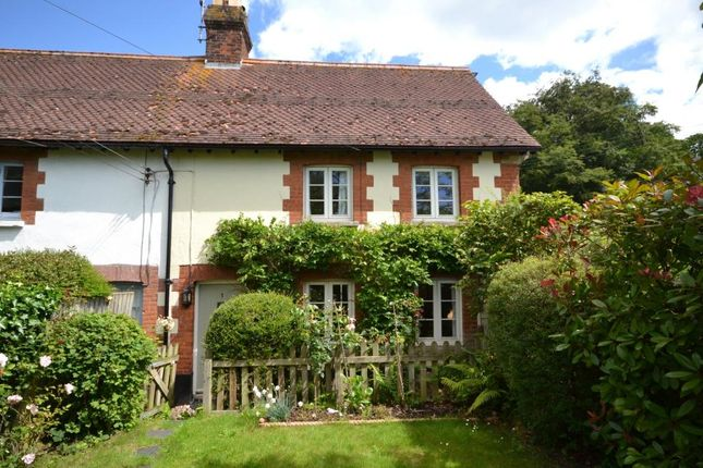 Front Elevation of Oak Hill Cottages, Oak Hill, East Budleigh, Budleigh Salterton EX9