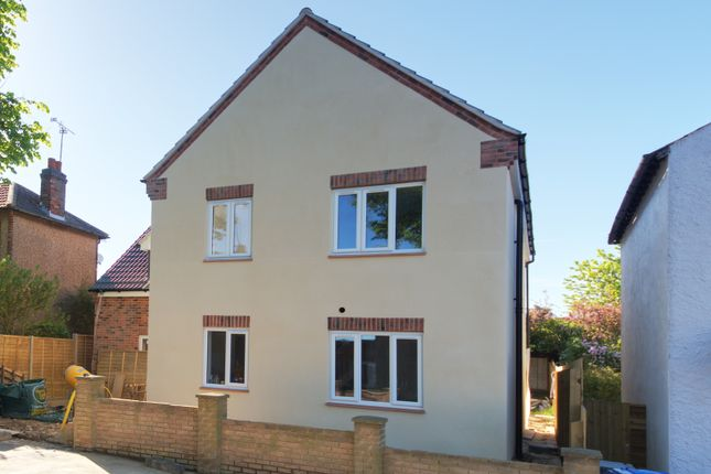 Thumbnail Detached house for sale in Blandford Avenue, Kettering