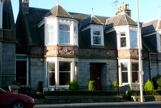 Thumbnail Flat to rent in Argyll Place, Rosemount, Aberdeen