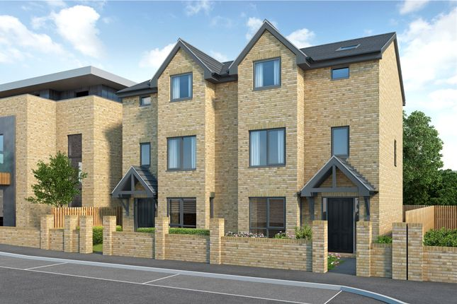 Thumbnail Semi-detached house for sale in Groom Crescent, Wandsworth, London