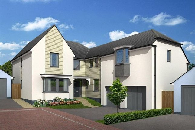 Thumbnail Detached house for sale in The Arbury Ocean View, Main Road, Ogmore-By-Sea, Bridgend.