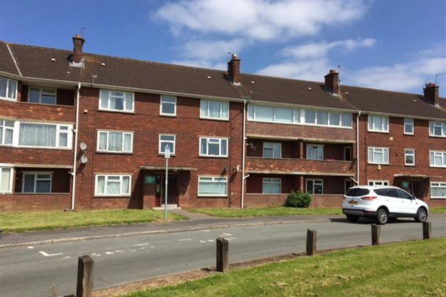 Thumbnail Flat for sale in Tynant, Whitchurch, Cardiff