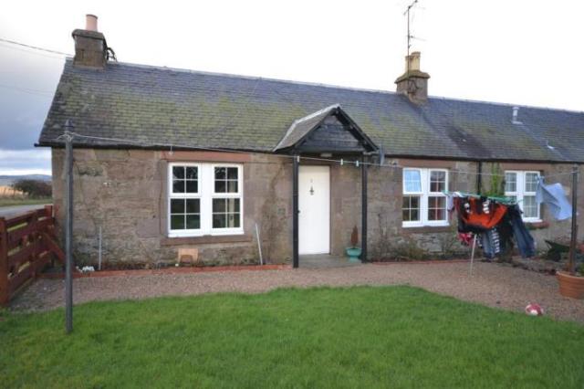 Thumbnail Cottage to rent in Bendochy Cottages, Coupar Grange, Bendochy
