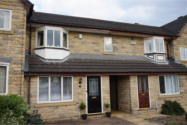 Thumbnail Town house for sale in Weavers Croft, Cleckheaton