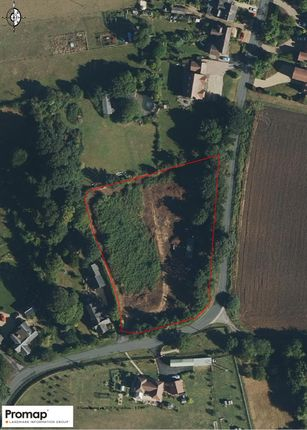 Thumbnail Land for sale in Bricklehampton, Pershore