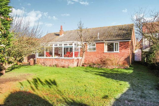 Thumbnail Detached bungalow to rent in Mill Road, Stokesby, Great Yarmouth