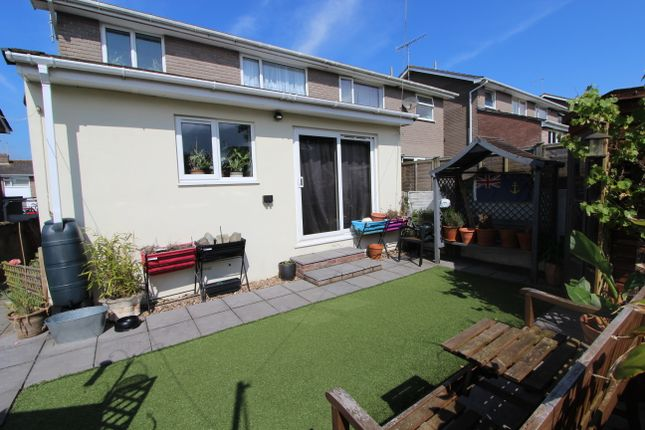 Thumbnail Semi-detached house for sale in Sycamore Drive, Torpoint
