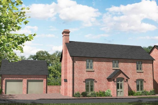 5 bedroom detached house for sale in William Ball Drive, Horsehay, Telford, Shropshire