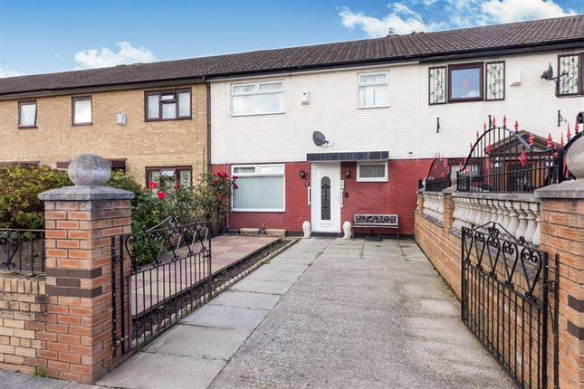 Thumbnail End terrace house for sale in Gladstone Close, Birkenhead