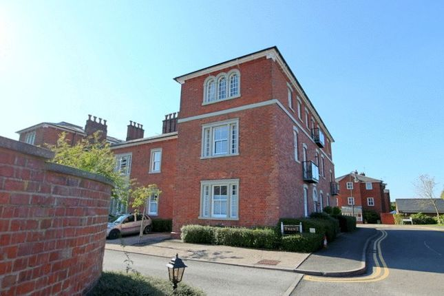 Thumbnail Flat for sale in Trent Court, Stone