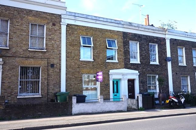 Thumbnail Terraced house for sale in Florence Road, New Cross