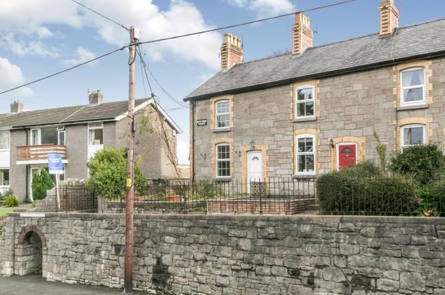 Thumbnail End terrace house for sale in Bryntirion Terrace, Abergele, Conwy, North Wales