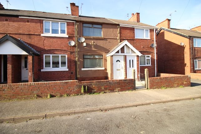 Thumbnail Terraced house to rent in Lincoln Street, Maltby