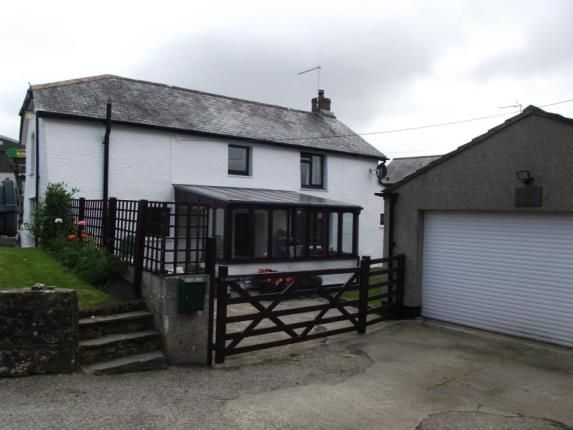 Thumbnail Detached house for sale in Boswinger, St. Austell