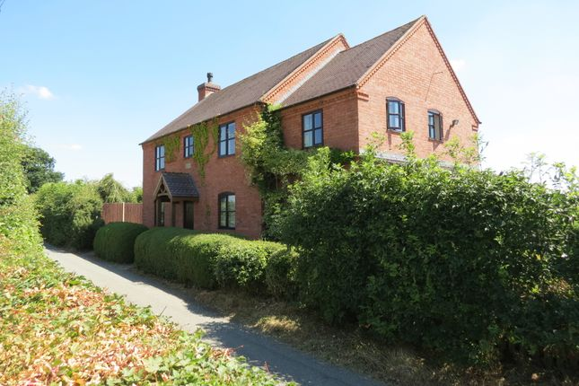 Thumbnail Detached house for sale in Rose Tree Cottage Morrey Lane, Yoxall, Staffordshire