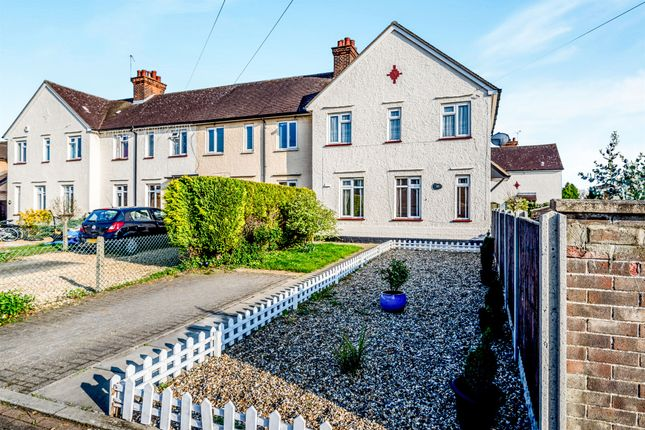 Thumbnail Terraced house for sale in Roxton Road, Great Barford, Bedford