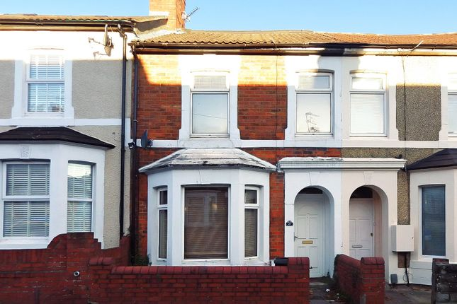 2 bed terraced house to rent in Clifton Street, Swindon, Wiltshire