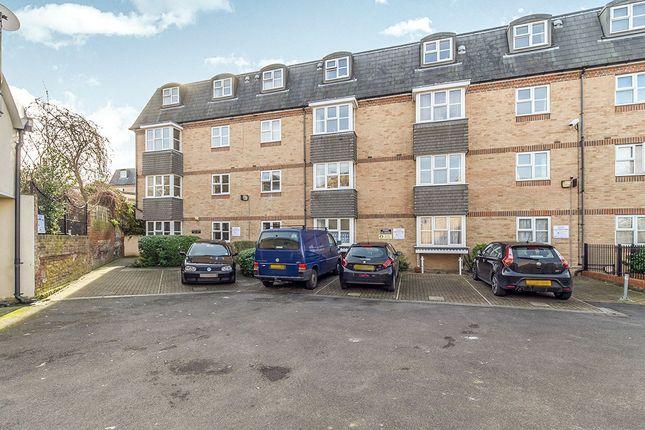 Thumbnail Flat for sale in Darwin Court, Gravel Walk, Rochester