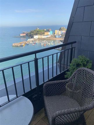 Balcony of 37, Paxton Court, Tenby, Dyfed SA70