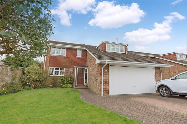 Thumbnail Detached house for sale in Farm Way, Burgess Hill, West Sussex