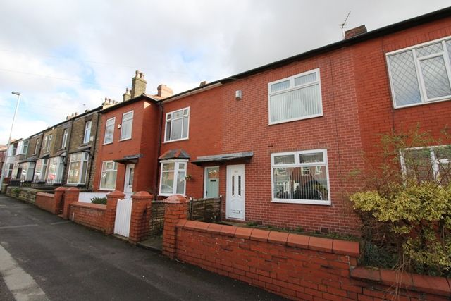 Thumbnail Terraced house to rent in Tottington Road, Bradshaw, Bolton