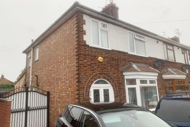 Thumbnail Property to rent in Peveril Road, Peterborough