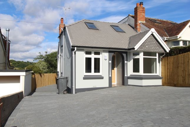 Thumbnail Semi-detached bungalow for sale in Longpark Hill, Maidencombe, Torquay