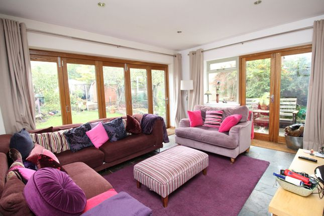 Thumbnail Detached house for sale in Rowden Road, Chippenham