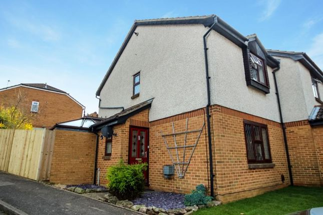 3 bed semi-detached house for sale in Gorham Drive, Downswood, Maidstone